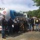 Euliss Propane with students at NC-TEC
